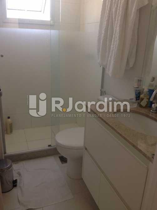 Banheiro Suíte - Compra Venda Avaliação Apartamento 2 Quartos Humaitá - LAAP20696 - 24
