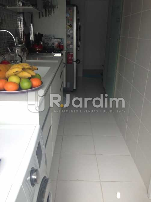 Cozinha Americana - Compra Venda Avaliação Apartamento 2 Quartos Humaitá - LAAP20696 - 13