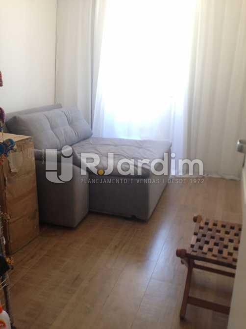 Quarto - Compra Venda Avaliação Apartamento 2 Quartos Humaitá - LAAP20696 - 19