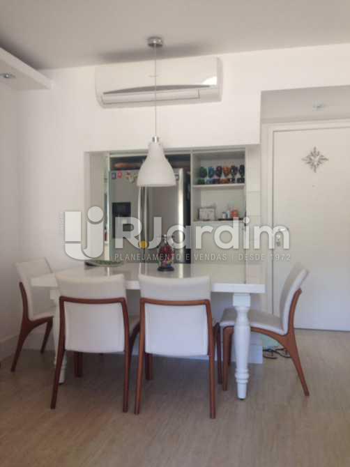 Sala de Jantar - Compra Venda Avaliação Apartamento 2 Quartos Humaitá - LAAP20696 - 8