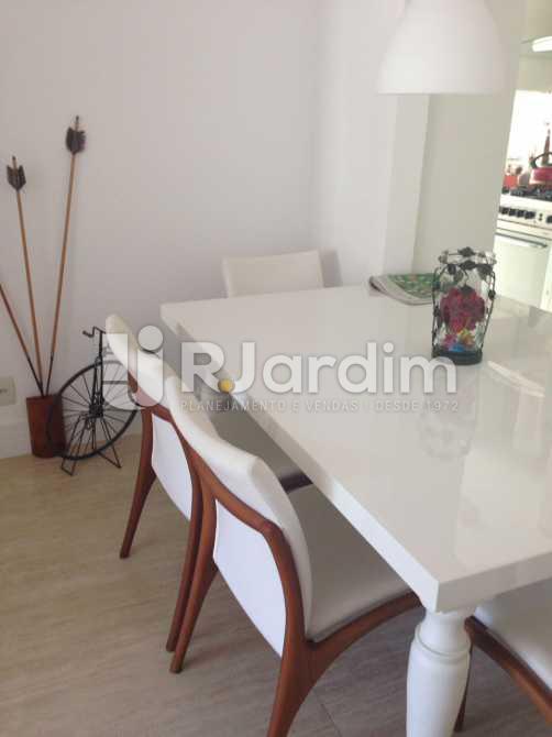 Sala de Jantar - Compra Venda Avaliação Apartamento 2 Quartos Humaitá - LAAP20696 - 9