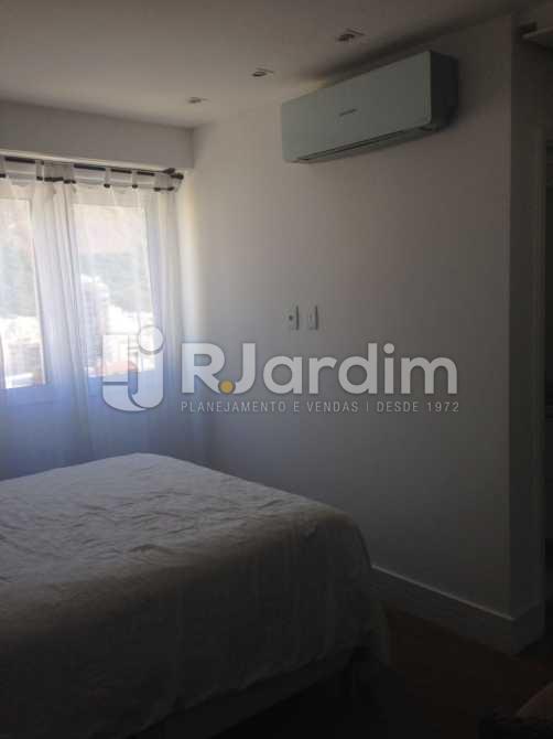 Suíte - Compra Venda Avaliação Apartamento 2 Quartos Humaitá - LAAP20696 - 23