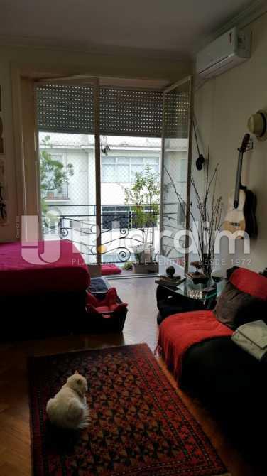Living  - Apartamento À VENDA, Flamengo, Rio de Janeiro, RJ - LAAP60006 - 1