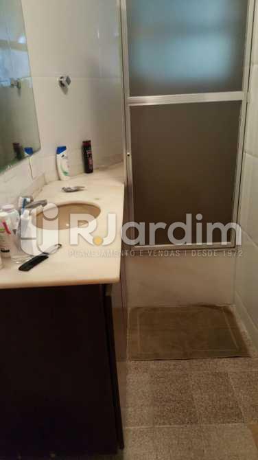 Lavabo   - Apartamento À VENDA, Flamengo, Rio de Janeiro, RJ - LAAP60006 - 11