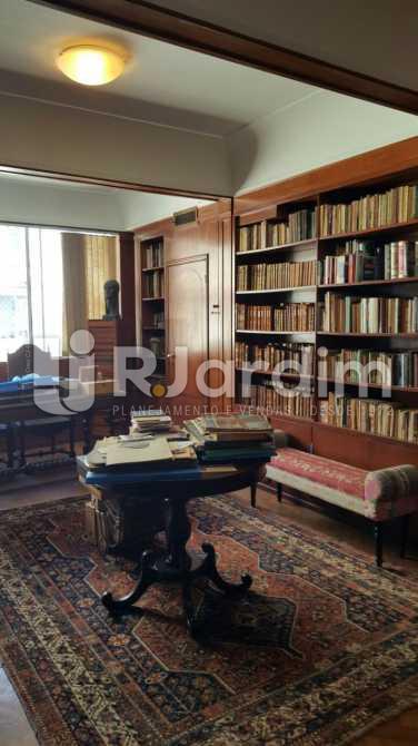 Biblioteca - Apartamento À VENDA, Flamengo, Rio de Janeiro, RJ - LAAP60006 - 15