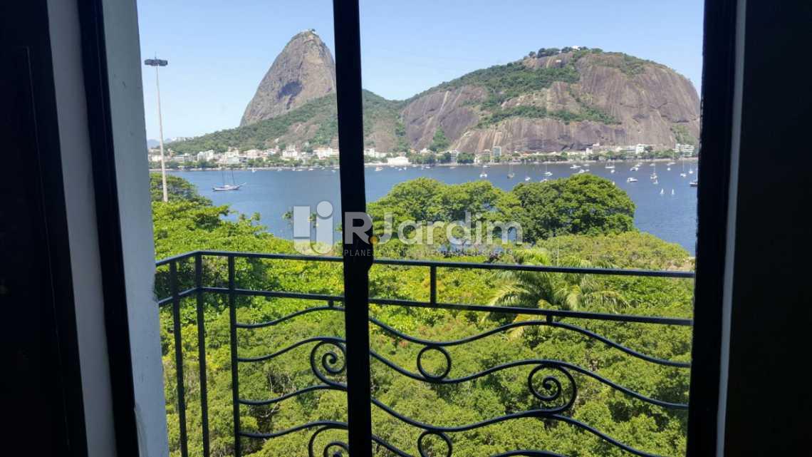 Vista sala - Apartamento À VENDA, Flamengo, Rio de Janeiro, RJ - LAAP60006 - 5