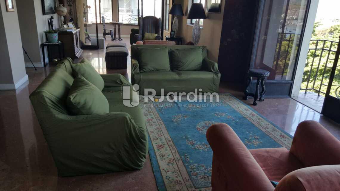 Sala estar - Apartamento À VENDA, Flamengo, Rio de Janeiro, RJ - LAAP60006 - 19