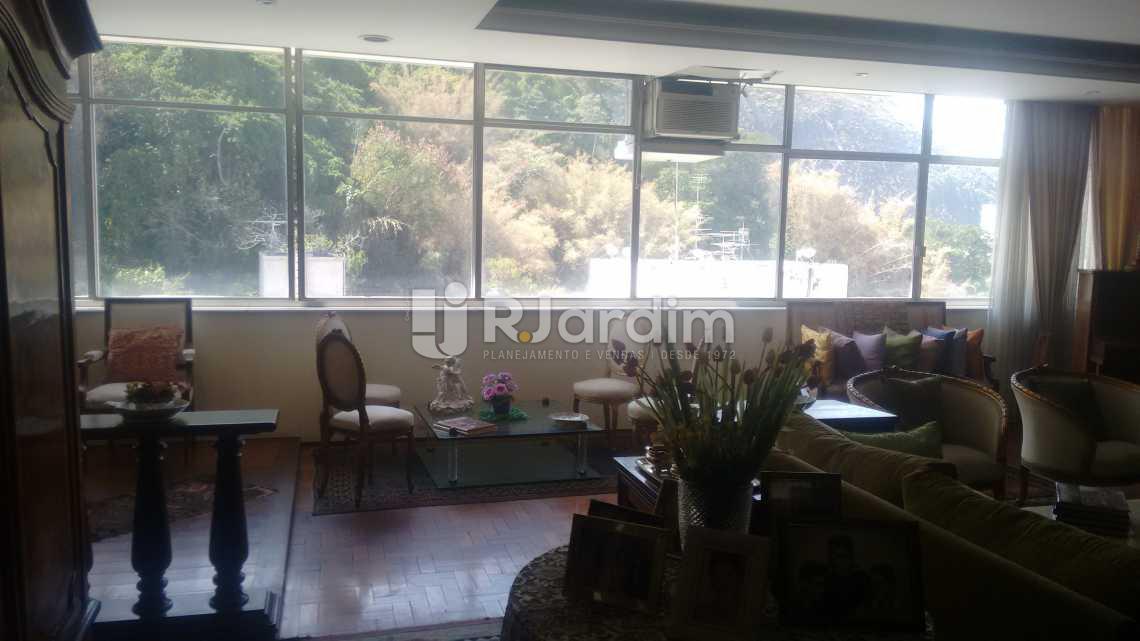 sala vista verde  - Imóveis Compra Venda Avaliação Apartamento Copacabana 4 Quartos - LAAP40425 - 4