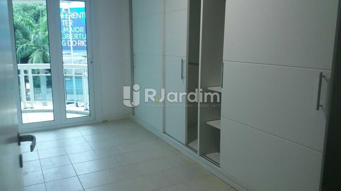 Quarto - Apartamento À VENDA, Leblon, Rio de Janeiro, RJ - LAAP20704 - 12