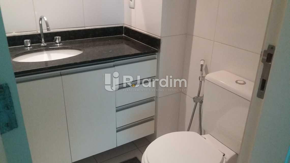 Banheiro - Apartamento À VENDA, Leblon, Rio de Janeiro, RJ - LAAP20704 - 14