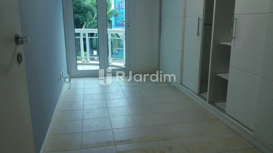 Quarto - Apartamento À VENDA, Leblon, Rio de Janeiro, RJ - LAAP20704 - 23