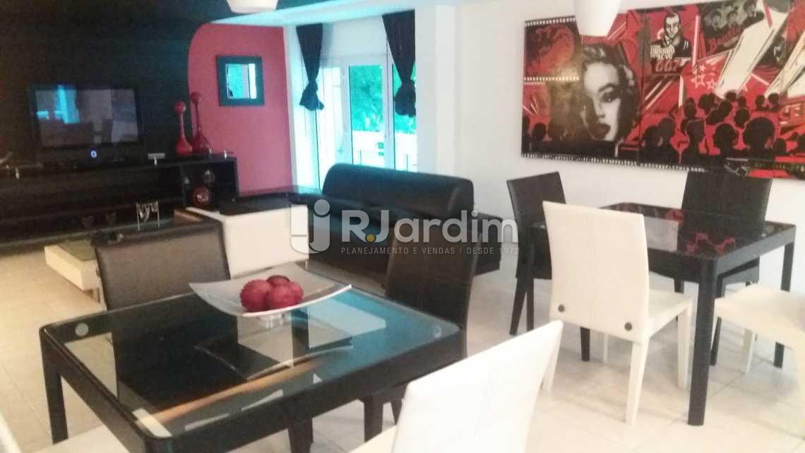 Home theater - Apartamento À VENDA, Leblon, Rio de Janeiro, RJ - LAAP20704 - 16