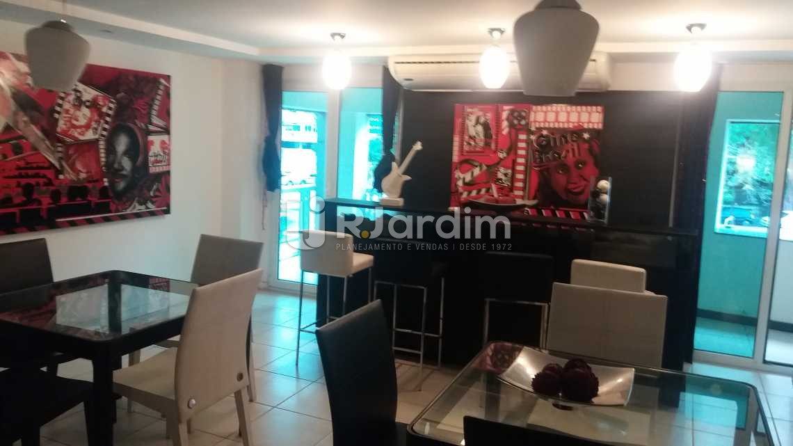 Salão gourmet - Apartamento À VENDA, Leblon, Rio de Janeiro, RJ - LAAP20704 - 20