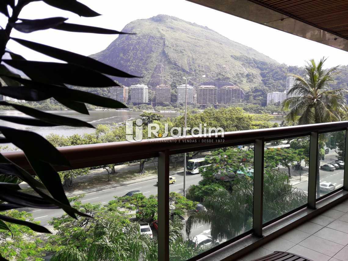 LAGOA - Flat 2 quartos para alugar Ipanema, Zona Sul,Rio de Janeiro - R$ 8.000 - LAFL20027 - 6