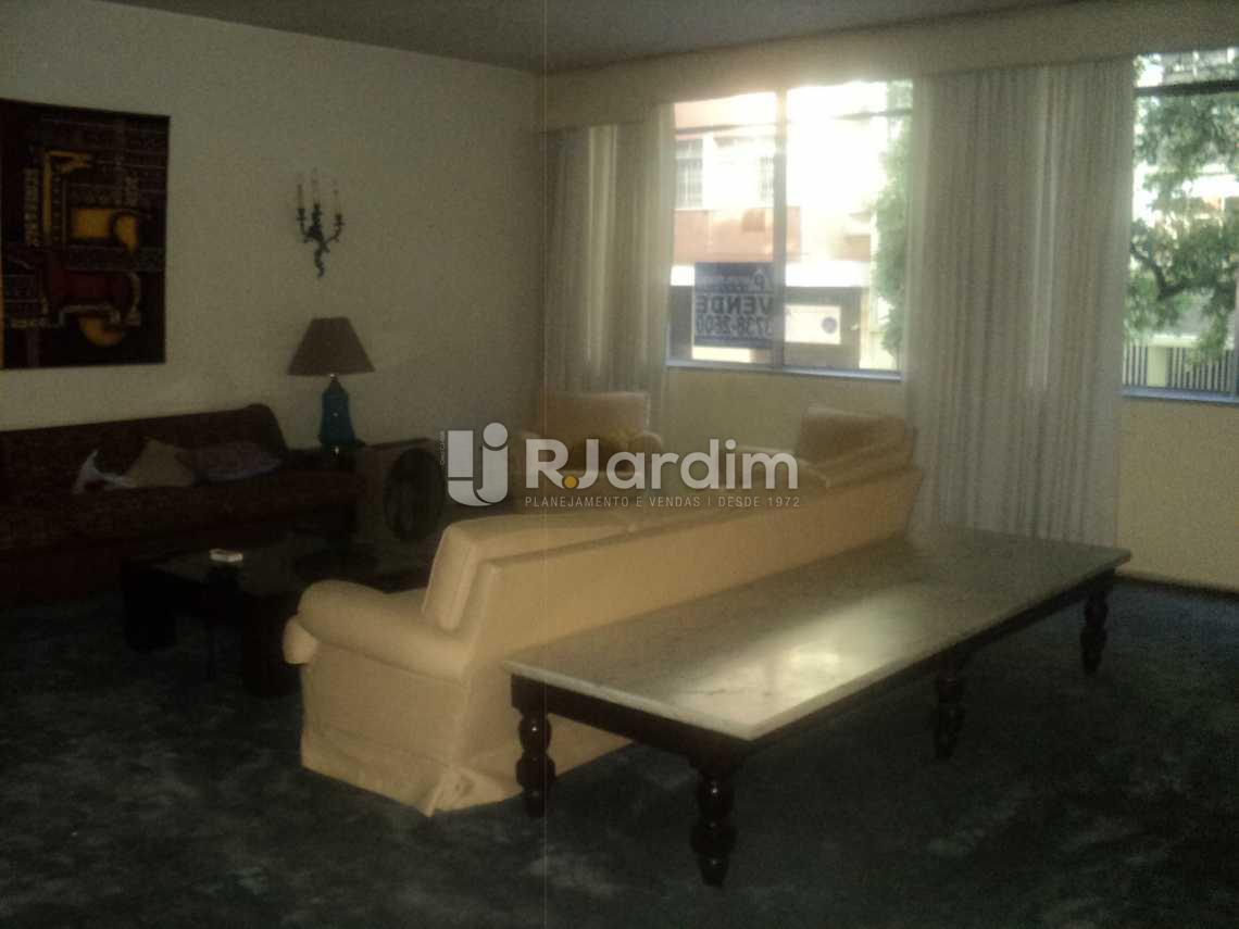 Sala - Apartamento à venda Rua Bulhões de Carvalho,Copacabana, Zona Sul,Rio de Janeiro - R$ 2.100.000 - LAAP31016 - 6