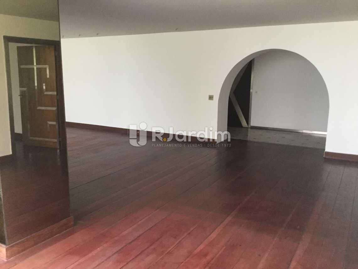 salão - Apartamento À VENDA, Copacabana, Rio de Janeiro, RJ - LAAP40446 - 3