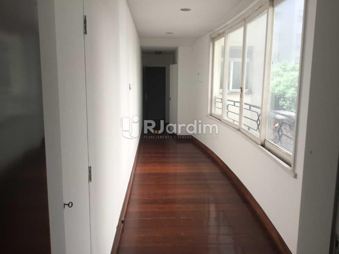 circulação externa - Apartamento À VENDA, Copacabana, Rio de Janeiro, RJ - LAAP40446 - 23