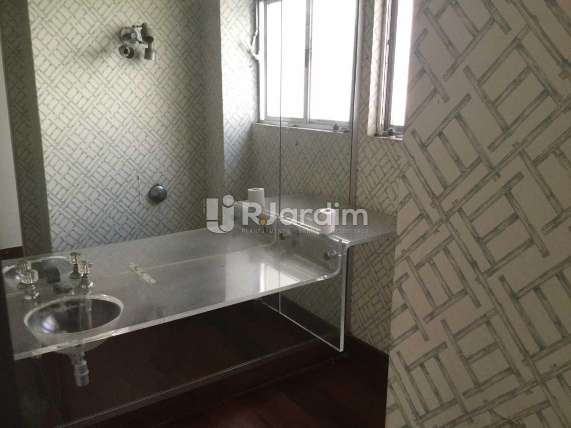 lavabo - Apartamento 4 quartos à venda Copacabana, Zona Sul,Rio de Janeiro - R$ 2.900.000 - LAAP40446 - 9