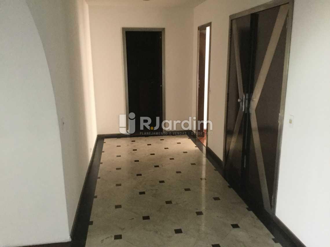 hall de entrada - Apartamento 4 quartos à venda Copacabana, Zona Sul,Rio de Janeiro - R$ 2.900.000 - LAAP40446 - 6
