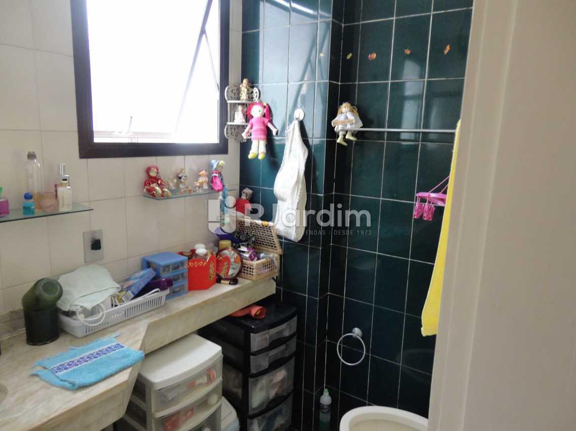 Banheiro Suite 1 - Imóveis Compra Venda Apartamento Barra da Tijuca 5 Quartos - LAAP50031 - 9
