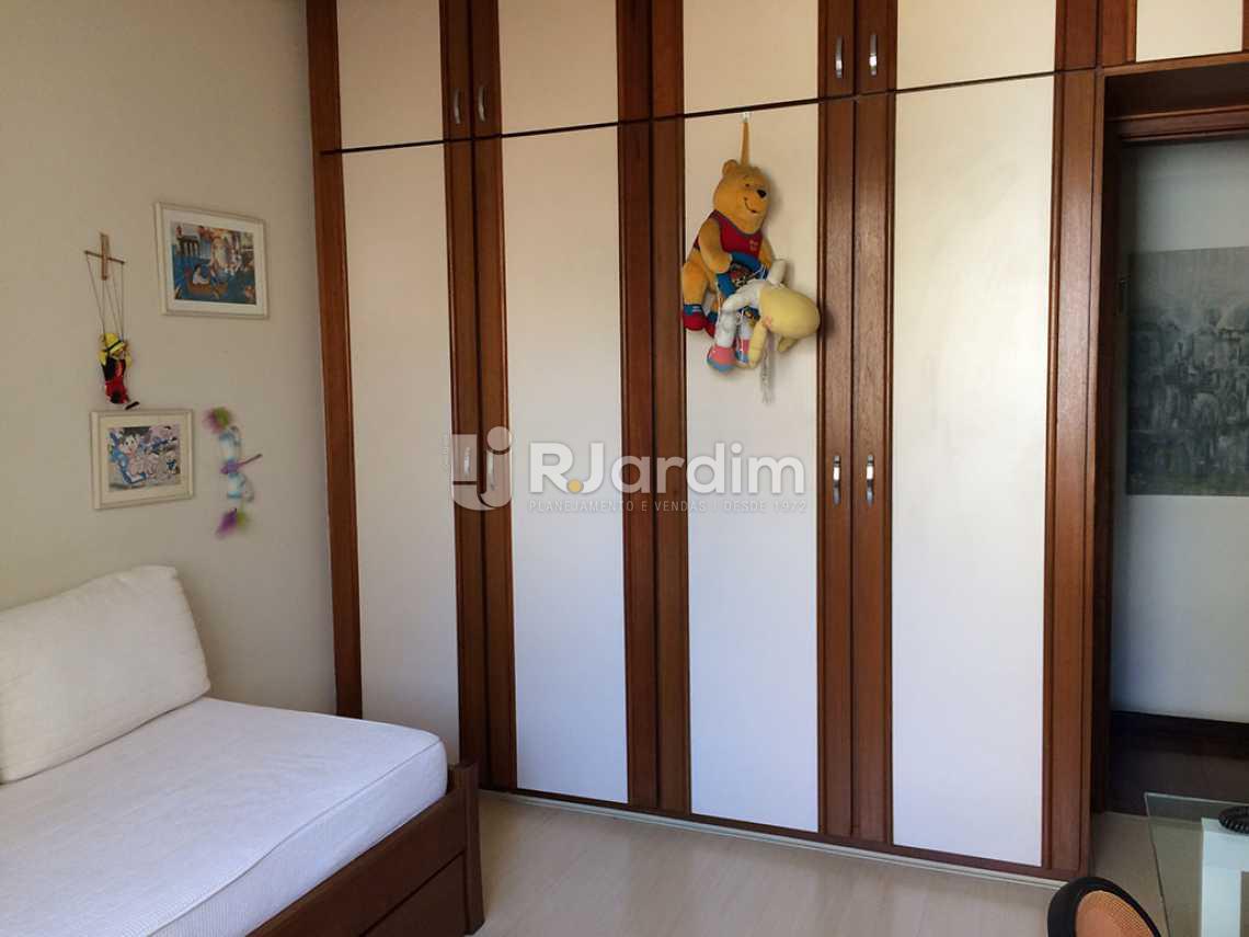 quarto - Imóveis Compra Venda Avaliação Apartamento Ipanema 3 Quartos - LAAP31028 - 21