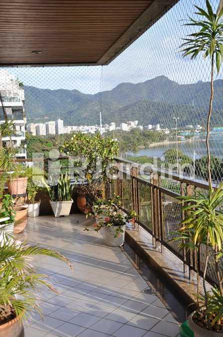 varanda - Imóveis Compra Venda Avaliação Apartamento Ipanema 3 Quartos - LAAP31028 - 8