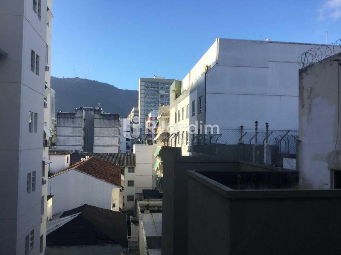 vista sala - Apartamento À VENDA, Leblon, Rio de Janeiro, RJ - LAAP31032 - 8