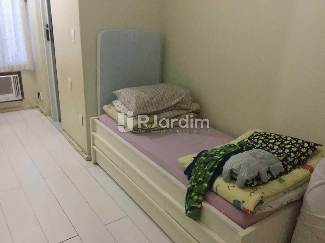 quarto2 - Apartamento À VENDA, Leblon, Rio de Janeiro, RJ - LAAP31032 - 12