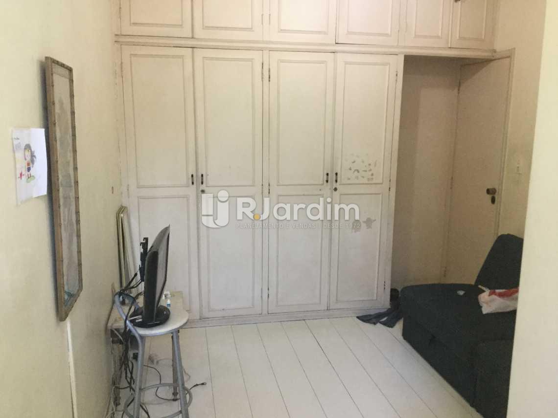 quarto3 - Apartamento À VENDA, Leblon, Rio de Janeiro, RJ - LAAP31032 - 14