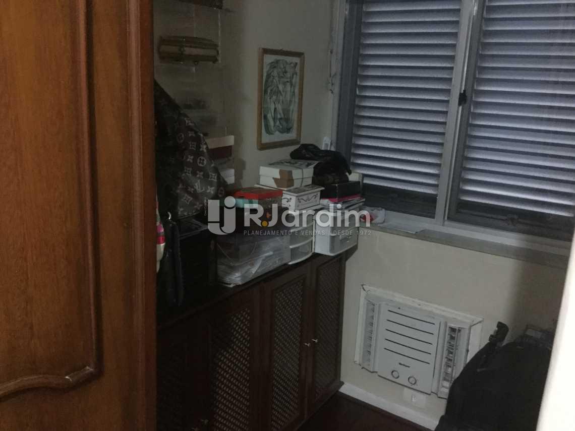 quarto2 - Apartamento À VENDA, Leblon, Rio de Janeiro, RJ - LAAP20726 - 15