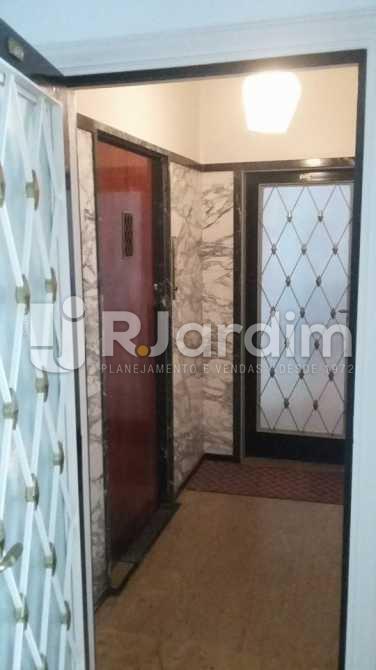 Entrada social - Apartamento / 3 Quartos / Copacabana - LAAP31039 - 7