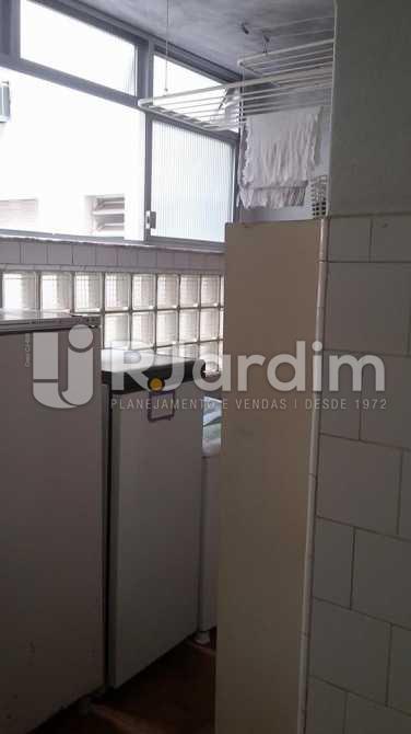 Área de serviço  - Apartamento / 3 Quartos / Copacabana - LAAP31039 - 24