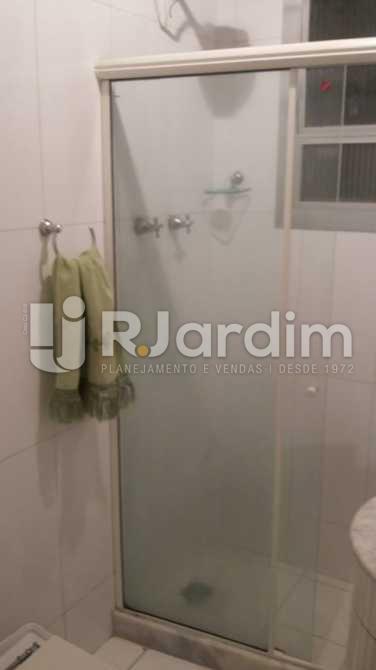 Banheiro social  - Apartamento / 3 Quartos / Copacabana - LAAP31039 - 17