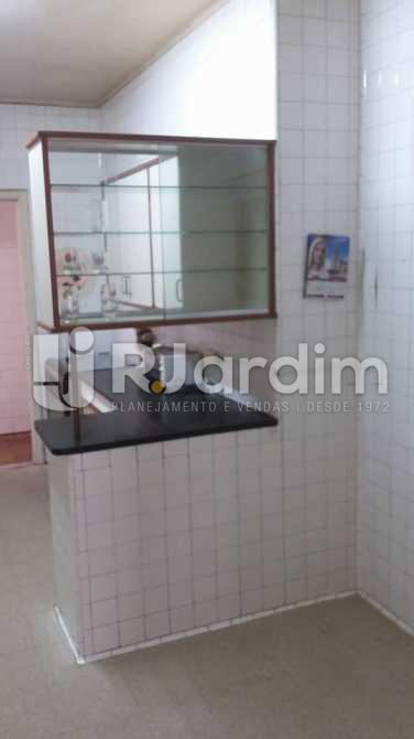 Cozinha  - Apartamento / 3 Quartos / Copacabana - LAAP31039 - 20