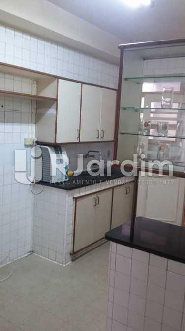 Cozinha  - Apartamento / 3 Quartos / Copacabana - LAAP31039 - 21