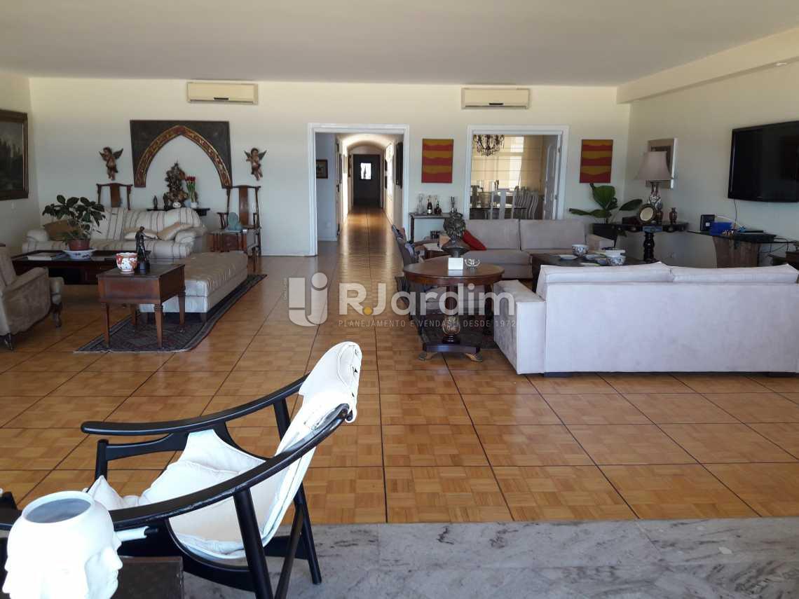 LIVING - Apartamento / 4 Quartos / Ipanema - LAAP40457 - 4