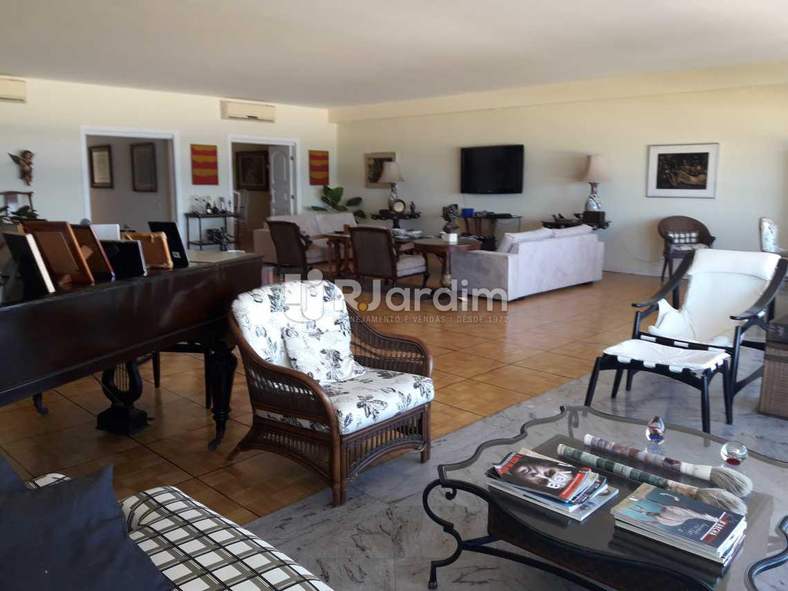 LIVING - Apartamento / 4 Quartos / Ipanema - LAAP40457 - 5