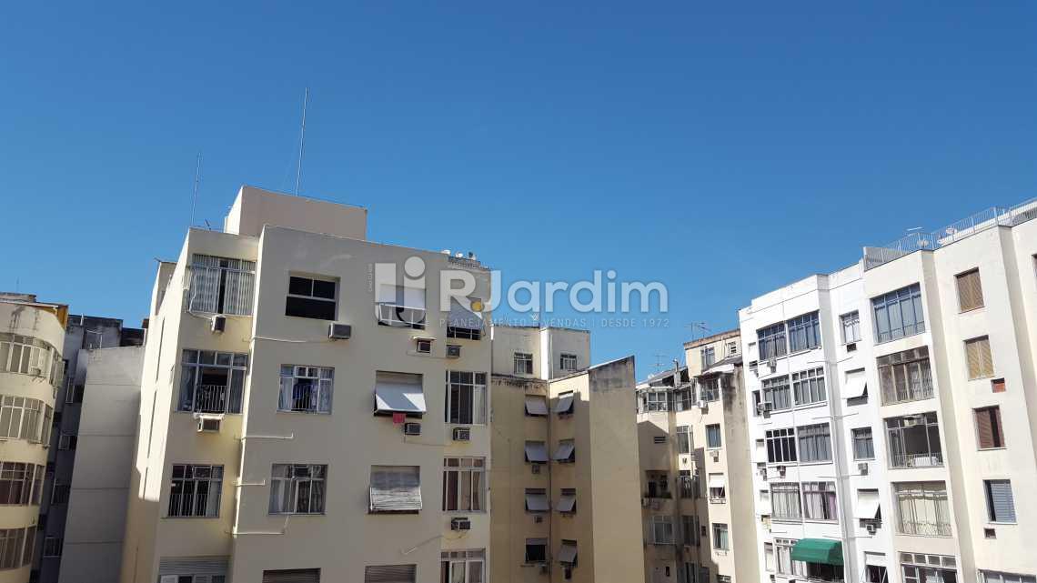 Vista dos quartos - Apartamento À VENDA, Copacabana, Rio de Janeiro, RJ - LAAP40458 - 13