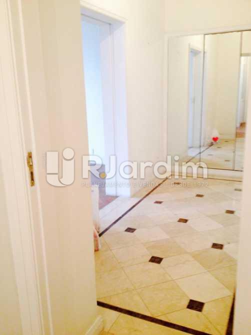 hall de entrada - Apartamento / 3 Quartos / Copacabana / Praia Leme - LAAP31049 - 1