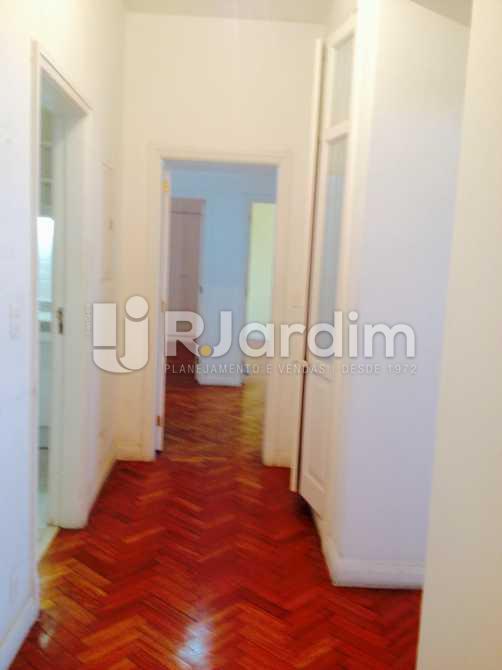 área de circulação entre qu - Apartamento / 3 Quartos / Copacabana / Praia Leme - LAAP31049 - 8