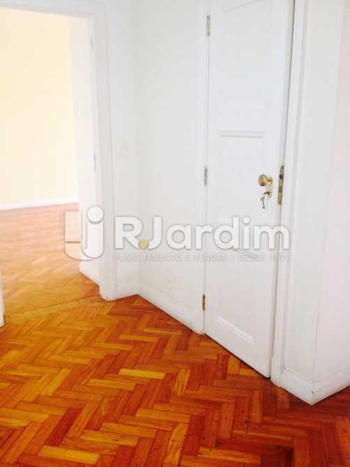 entrada quarto - Apartamento / 3 Quartos / Copacabana / Praia Leme - LAAP31049 - 11