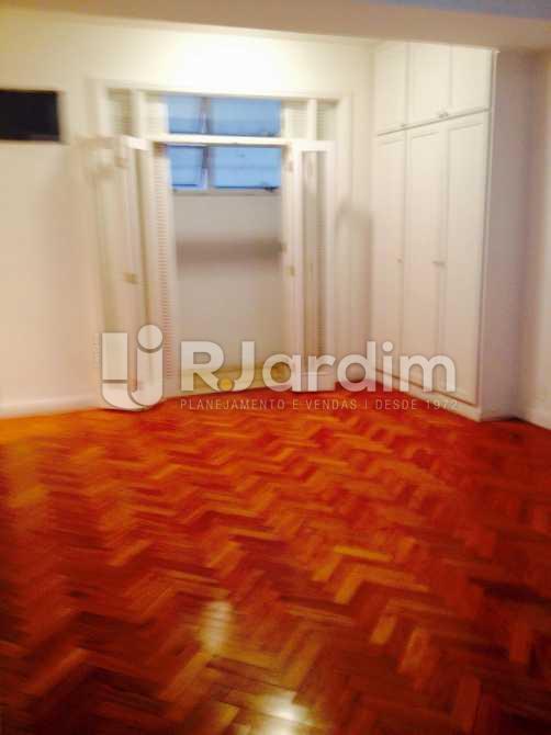 varanda da suíte - Apartamento / 3 Quartos / Copacabana / Praia Leme - LAAP31049 - 19