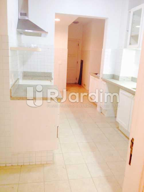 cozinha - Apartamento / 3 Quartos / Copacabana / Praia Leme - LAAP31049 - 24