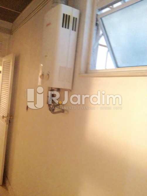 gás na área - Apartamento / 3 Quartos / Copacabana / Praia Leme - LAAP31049 - 25