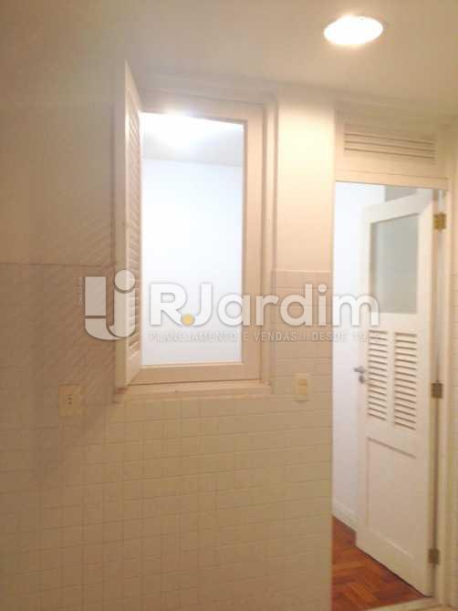 quarto de serviço - Apartamento / 3 Quartos / Copacabana / Praia Leme - LAAP31049 - 27