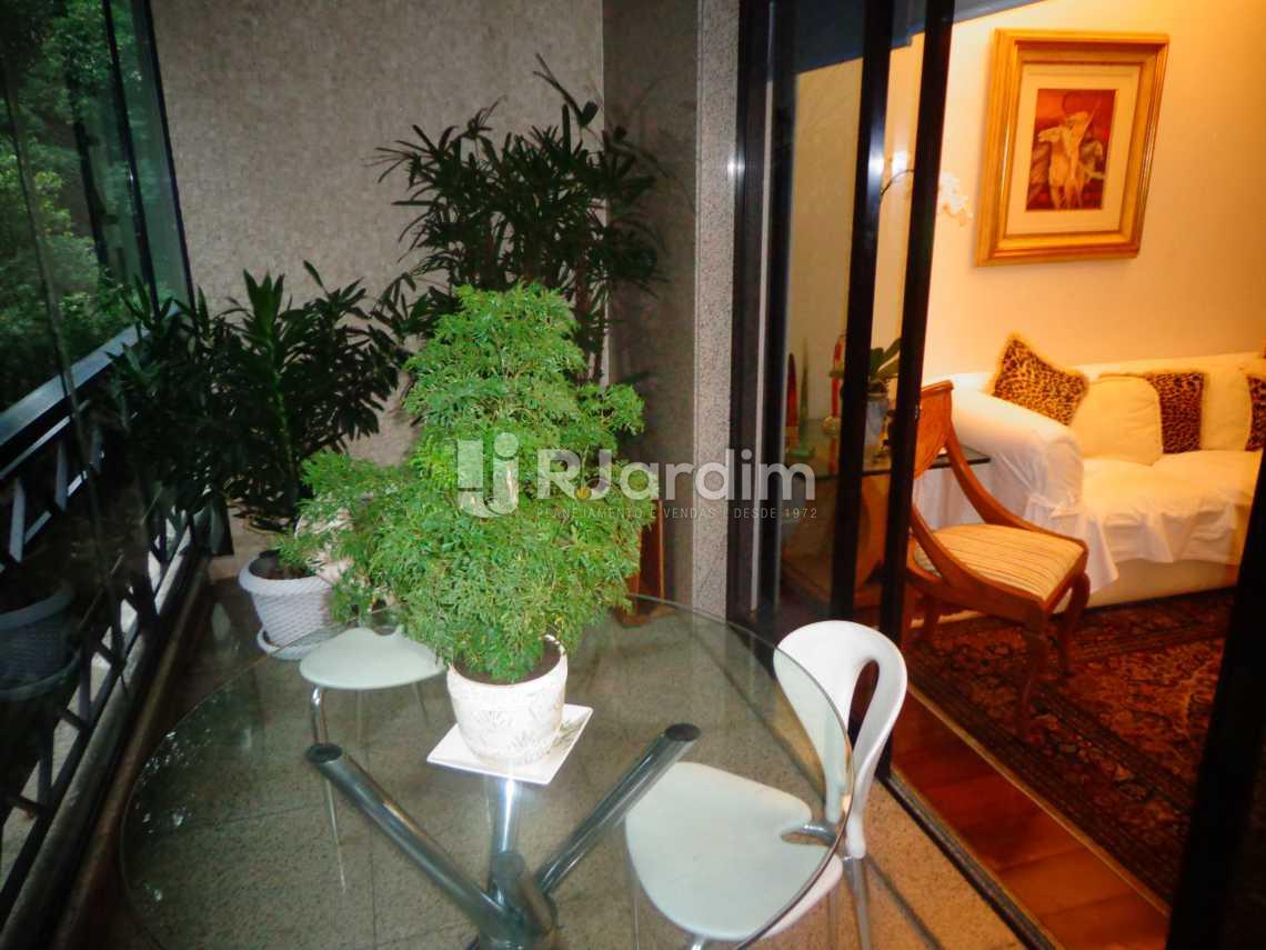 varanda - Apartamento À VENDA, Ipanema, Rio de Janeiro, RJ - LAAP31055 - 7