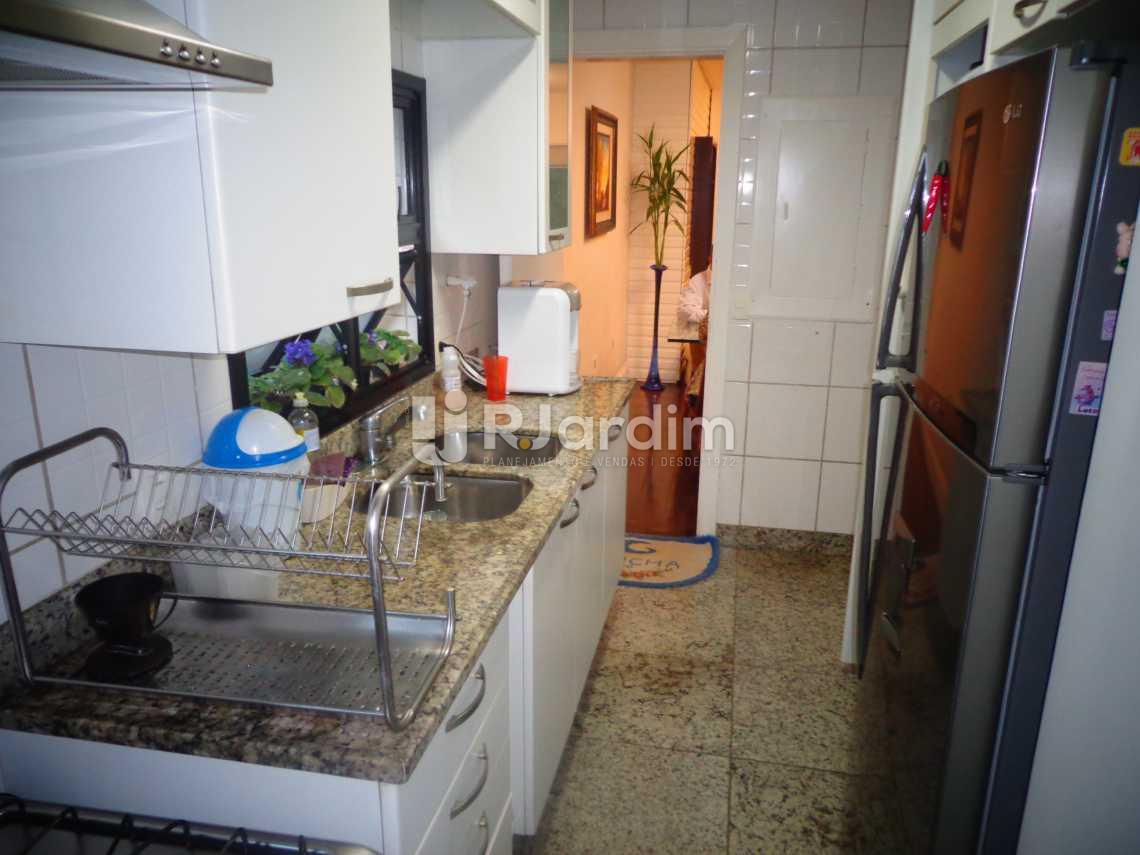 cozinha - Apartamento À VENDA, Ipanema, Rio de Janeiro, RJ - LAAP31055 - 21