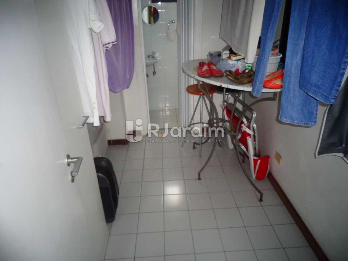 área de serviço - Apartamento À VENDA, Ipanema, Rio de Janeiro, RJ - LAAP31055 - 22