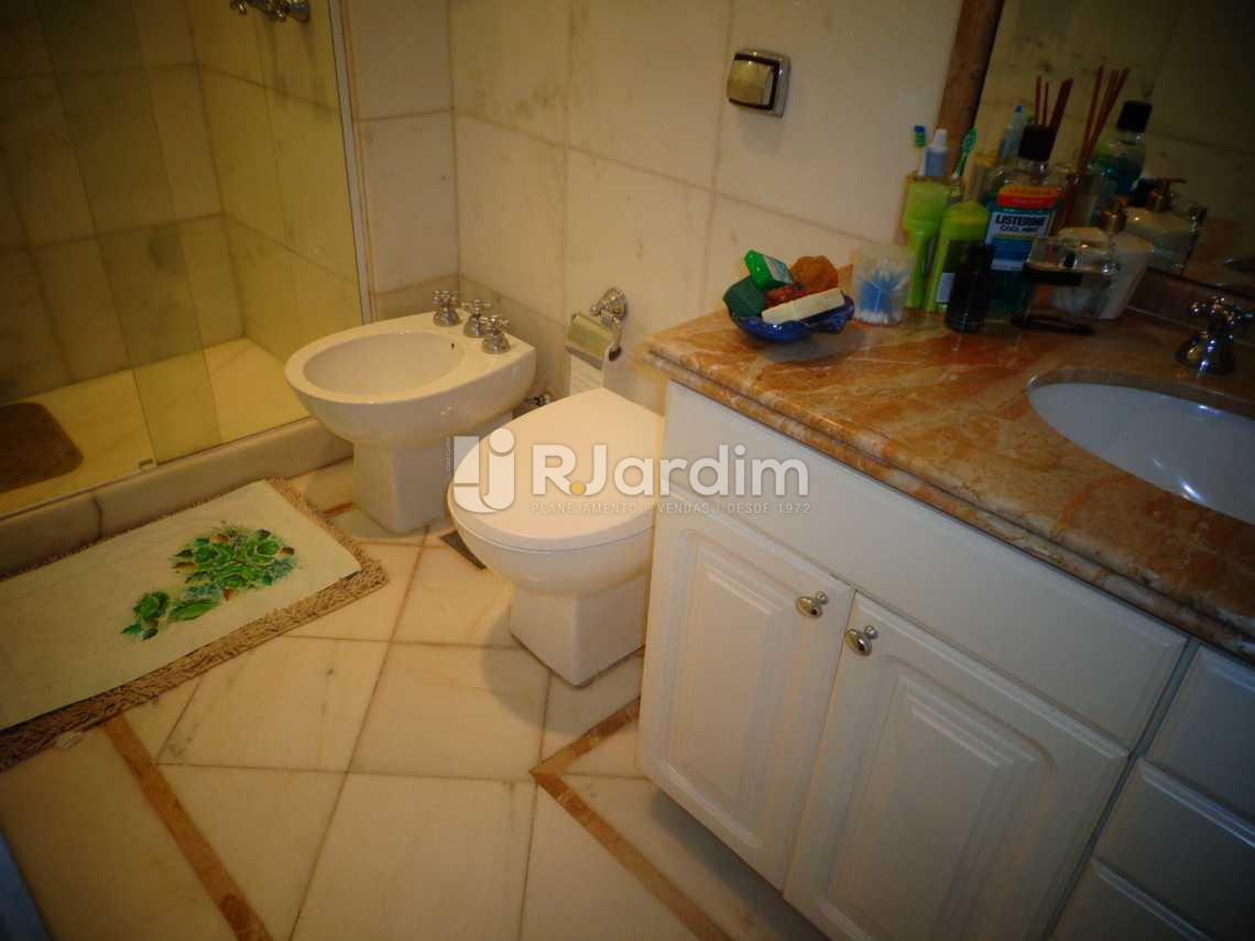 banheiro social - Apartamento à venda Rua Nascimento Silva,Ipanema, Zona Sul,Rio de Janeiro - R$ 3.500.000 - LAAP31055 - 19