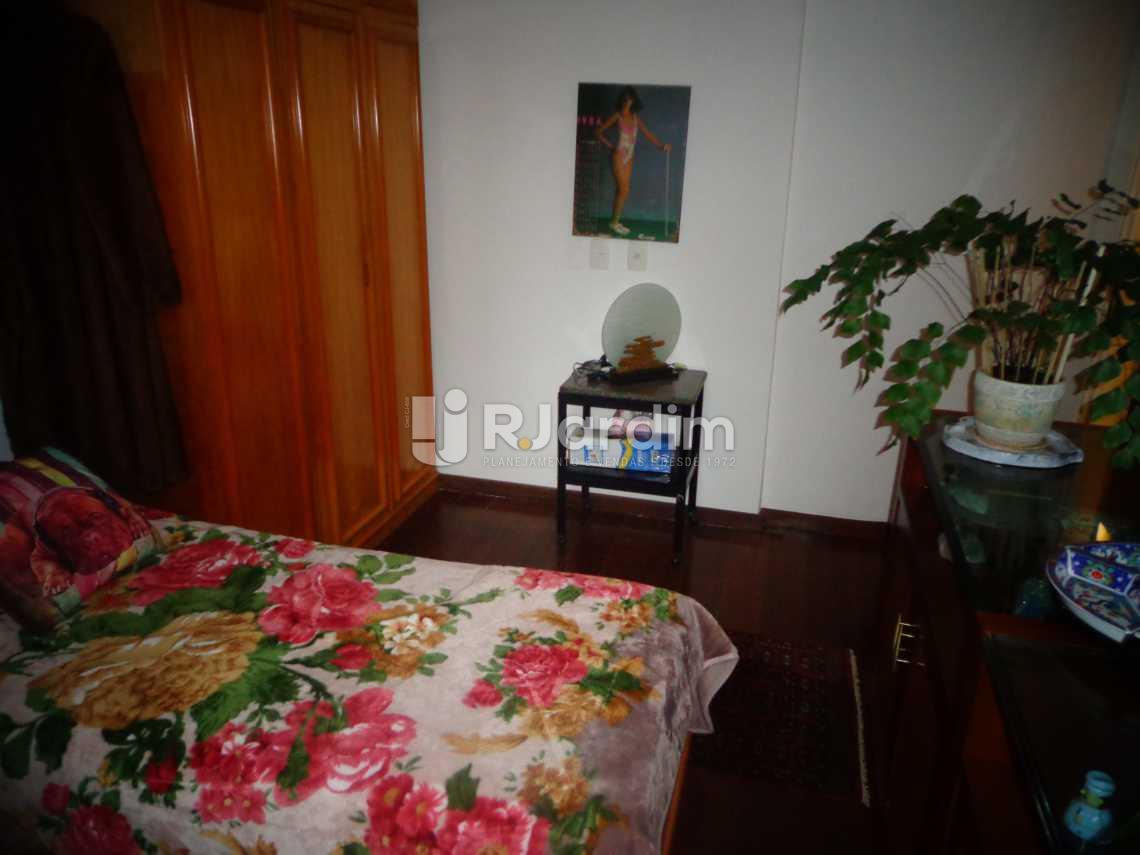 quarto 2 - Apartamento à venda Rua Nascimento Silva,Ipanema, Zona Sul,Rio de Janeiro - R$ 3.500.000 - LAAP31055 - 18